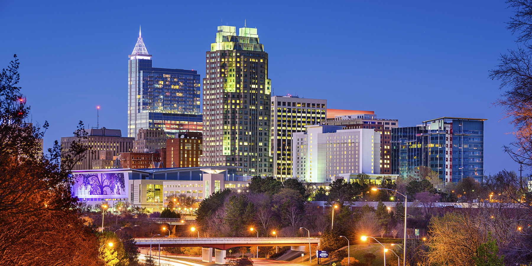 why live in the triangle